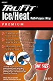 Tru-Fit Ice/heat Multi Wrap With Gel Pack Blue One Size Fits All