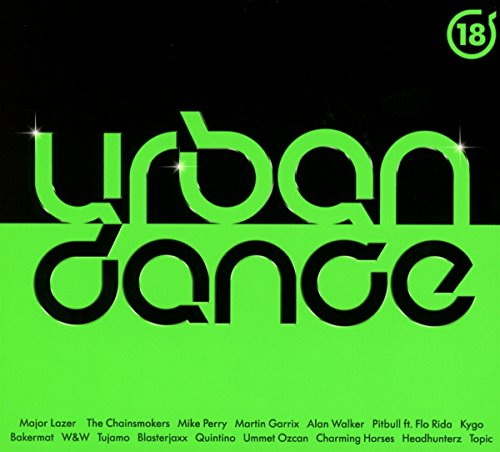 VA - Urban Dance 18 - 3CD - FLAC - 2016 - VOLDiES Download
