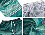 Unitop Men's Boardshorts Printed Summer Casual
