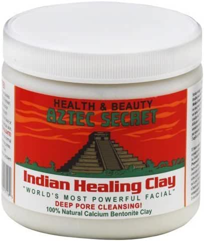 Aztec Secret Indian Healing Clay Deep Pore Cleansing, 4 lbs (valuepack)