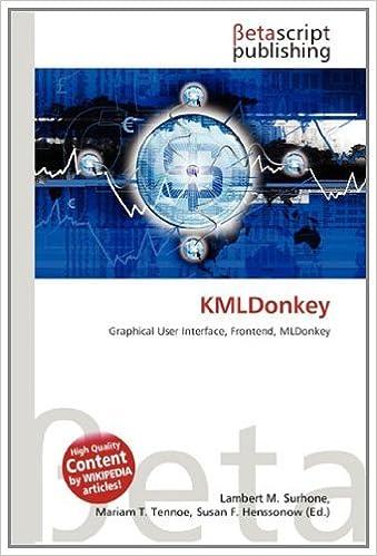 KMLDonkey: Graphical User Interface, Frontend, MLDonkey: Amazon it