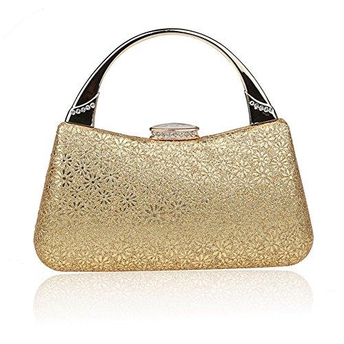 el mini bolso de cristal/paquete de banquete de la moda/paquete del vestido/novia/bolsos de dama de honor/bolsos de las mujeres-D D