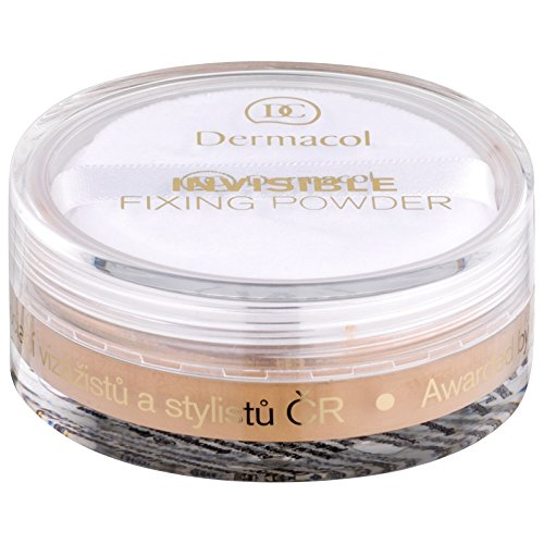 Dermacol Cosmetics Invisible Fixing Powder 13g (Natural)