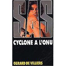 CYCLONE À L'O.N.U.