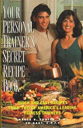 Your Personal Trainer's Secret Recipe Book