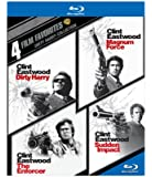4 Film Favorites: Dirty Harry 4FF (BD) [Blu-ray]
