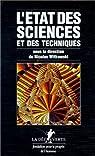 L'État des sciences et des techniques par Blanc