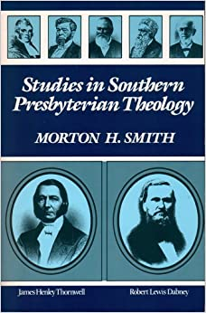 Book Studies in Southern Presbyterian Theology