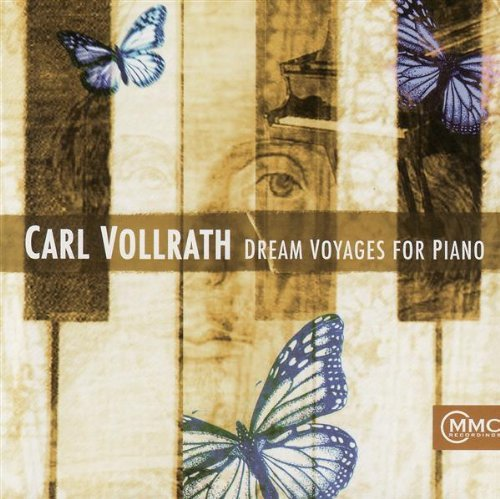 Price comparison product image Dream Voyages of by Carl Vollrath (2007-09-18)