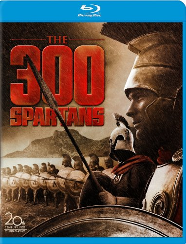 300 Spartans, The Blu-ray]()