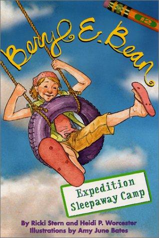 Download Expedition Sleepaway Camp (Beryl E. Bean, Book 2) pdf
