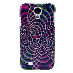 Symmetry Pattern Plastic Hard Case for Samsung Galaxy S4 I9500