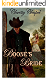 Boone's Bride: (A Courage and Cowboys Mail Order Bride Romance)