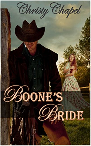 Boones Bride Courage Cowboys Romance ebook product image