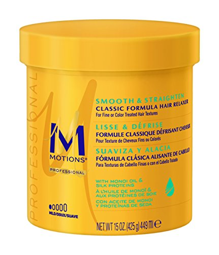 Motions Smooth & Straighten Hair Relaxer, Mild 15 ounce by Motions