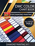 DMC Color Chart Book for Diamond Painting : The