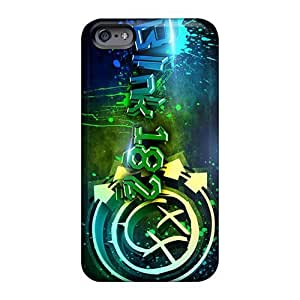 Miniphonecase ELO1104JOuR Case For Iphone 6 With Nice Blink 182 Band Appearance