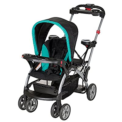 Baby Trend Sit N Stand Ultra Stroller, Tropic by Baby Trend that we recomend personally.