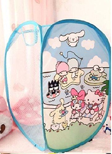 - CJB Sanrio and Friends Foldable Pop Up Hamper Laundry Bag Group (US Seller)