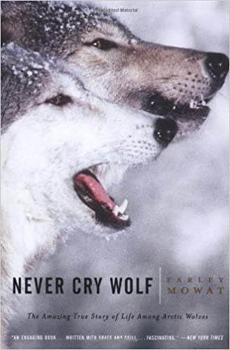 Image result for never cry wolf amazon