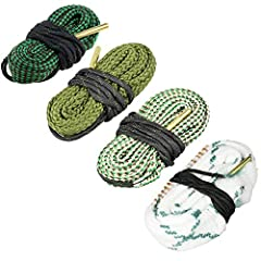 4-Pack Bore Cleaner Snake