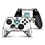 Happy Weekend - Protective Vinyl DesignSkinz Decal Sticker Skin-Kit for the Microsoft Xbox ONE Elite Controller