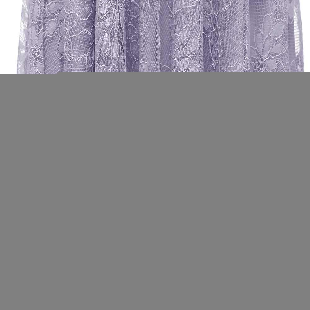 Qiusa Vestido de Boda de la Princesa del cordón del Partido de la Vendimia de Las Mujeres (Color : Wine, tamaño : XX-Large): Amazon.es: Hogar