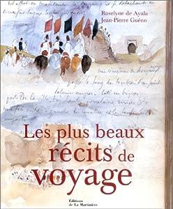 """Afficher """"Plus beaux recits de voyage (Les)"""""""