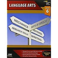 houghton mifflin harcourt Steck-Vaughn Core Skills Language Arts: Workbook Grade 6
