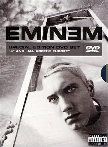 Eminem - Coffret Eminem 2 Dvd : E / Eminem : All Access Europe - Zortam Music