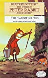 The World of Peter Rabbit and Friends - The Tale of Mr. Tod [VHS]