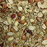 Happy Garden No-Mess Mix, Premium Bird Seed with No Shells, 6 lb