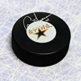 Guy Carbonneau Dallas Stars Signed Hockey Puck - Autographed Hockey Pucks