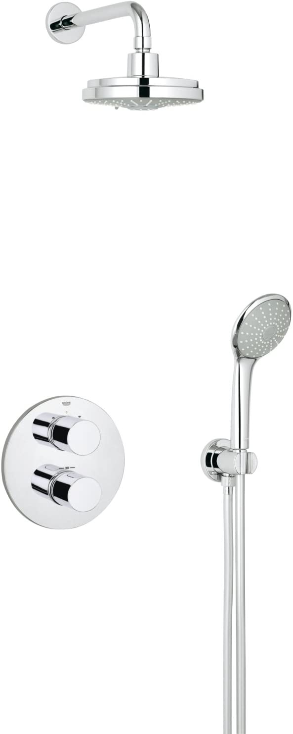 GROH 34399000 | Grohtherm 3000 Cosmopolitan Shower Set
