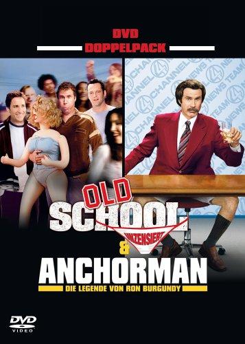 Old School / Anchorman [Alemania] [DVD]: Amazon.es: Ferrell ...