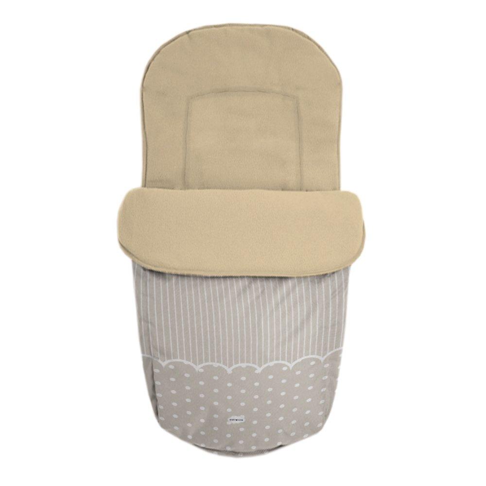 Baby Star 25476 - Saco para silla universal, color tostado ...
