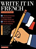 Write It in French, Christopher Kendris, 0812043618