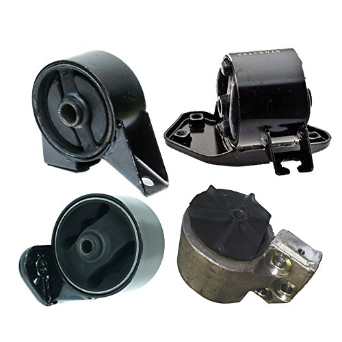 K673-04: Fits 2003-2005 Hyundai Accent 1.6L MANUAL Transmission Motor & Trans Mount Set! 4PCS : 2003 2004 2005 - A7126 A6182 A7127 A7145