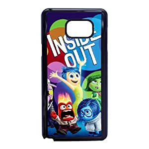 Samsung Galaxy Note 5 case , Inside Out Samsung Galaxy Note 5 Cell phone case Black-YYTFG-25781