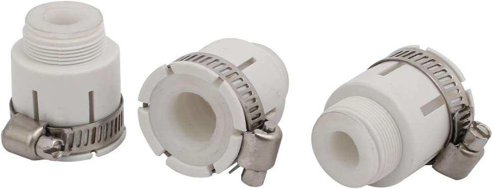 Aexit 3pcs Household Home Hardware Water Tap Blister Purifier Diverter Faucet Filter Connector Model:44as20qo777
