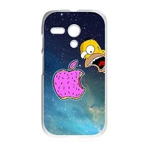 Homer Simpson's For Motorola Moto G Csae protection phone Case FXU312431