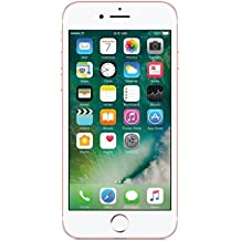 Apple iPhone 7 , AT&T, 128GB - Rose Gold (Refurbished)