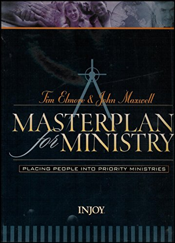 Masterplan for Ministry: Placing People Into Priority Minisries (VHS Videos Only/Handbooks Sold Separately) [4 VHS ()