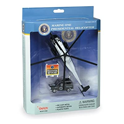Marine One Presidential Helicopter VH-3D: Toys & Games