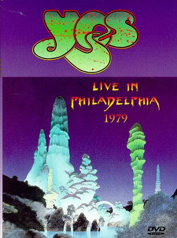 Yes - Live in Philadelphia by Image Entertainment