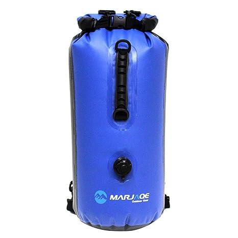ViewHuge - Mochila Impermeable de 30 L con Boquilla Inflable para ...