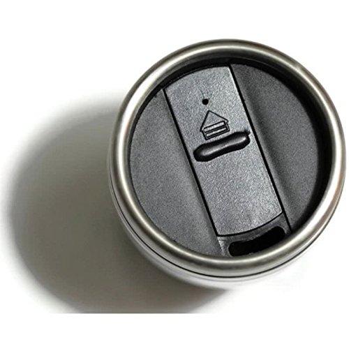 Ford Mustang Black Travel Mug