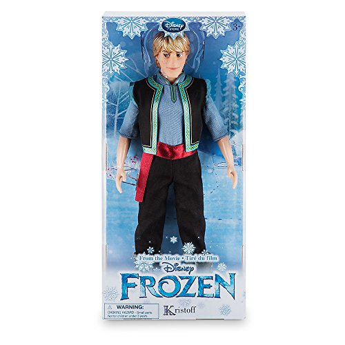 Disney Kristoff Classic Doll – Frozen Fever – 12 Inch 460010389173