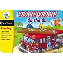 My First Leapad Book: Vroom Vroom, On the Go