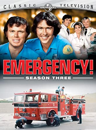 Amazon Emergency Season Three Kevin Tighe Randolph Mantooth